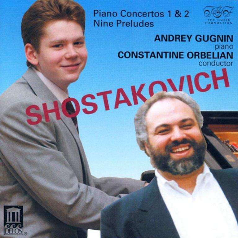 Shostakovich Piano Concertos 1 & 2; 9 Preludes