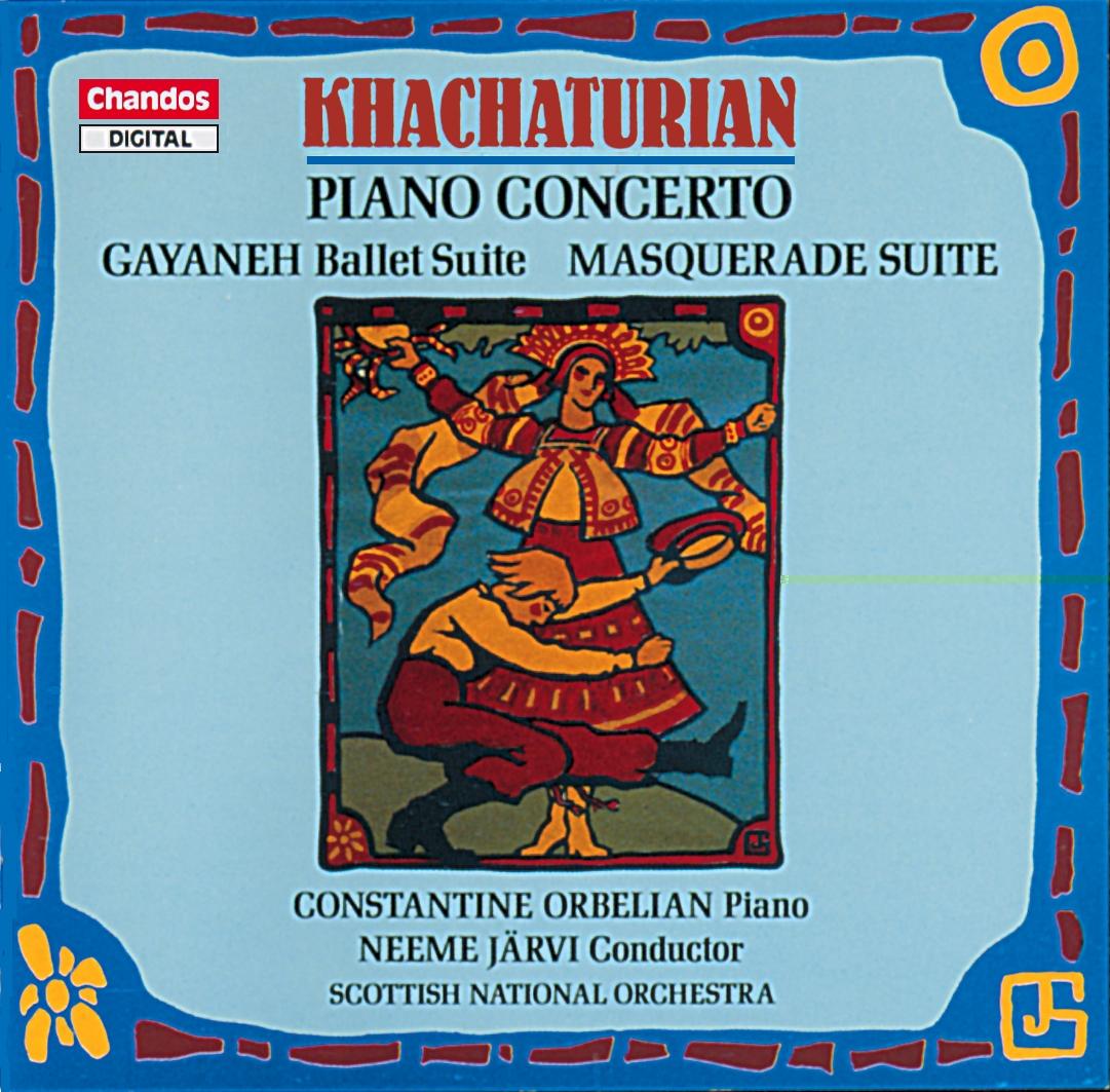 Khachaturian: Piano Concerto