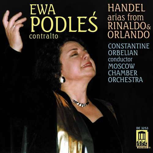 Handel Arias from Rinaldo and Orlando – Podles