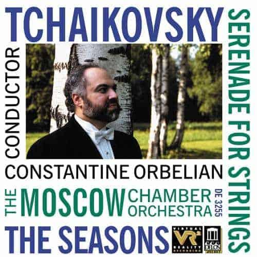 Tchaikovsky: Serenade & Seasons