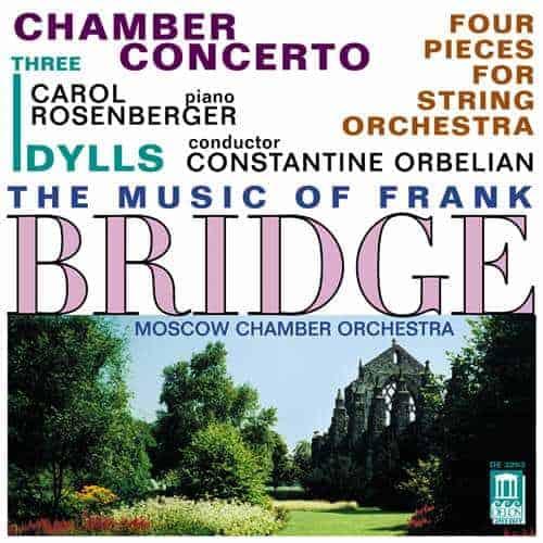 Bridge: Chamber Concerto, Four Pieces