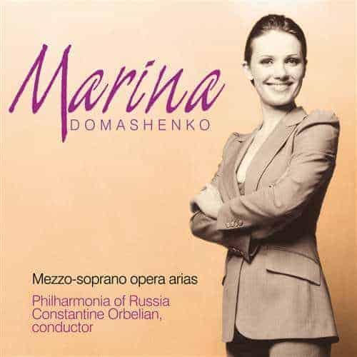 Marina Domashenko Sings Mezzo