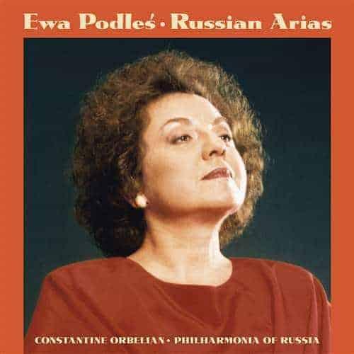 Russian Arias – Ewa Podles'