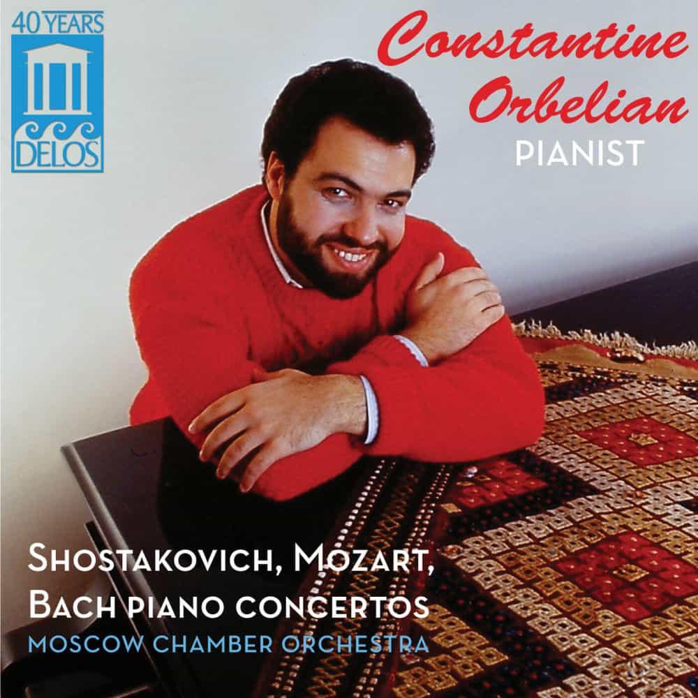 Shostakovich, Mozart, Bach Piano Concertos